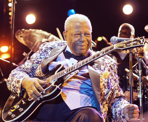 BB King © Francoise Digel