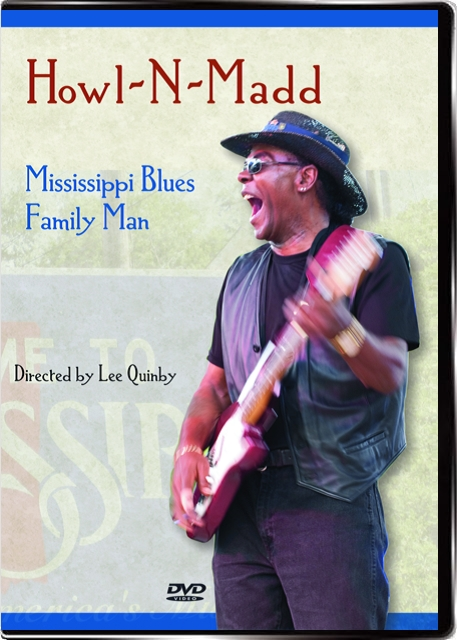 Howl n madd Perry Mississippi blues family man