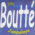 John Boutte Jamabalaya