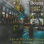 John Boutte Live at Jazz Fest 2014