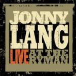 Jonny Lang Live At The Ryman
