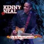 Kenny Neal i'll be home for christmas