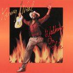 Kenny Neal walking on fire