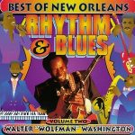 Walter Wolfman Washington best of new orleans