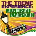 Aaron Neville Allan Toussaint The Treme Experience