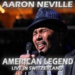 Aaron Neville American Legend Live In Switzerland