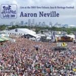 Aaron Neville Live At 2009 Jazz Fest