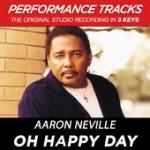 Aaron Neville Oh Happy Day