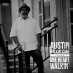 Austin Walkin Cane One Heart Walkin