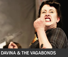 Davina and the Vagabonds 240x200