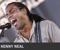 Kenny Neal 240x200