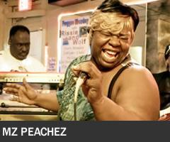 Mz Peachez 240x200