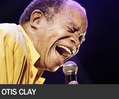 Otis Clay 240x200