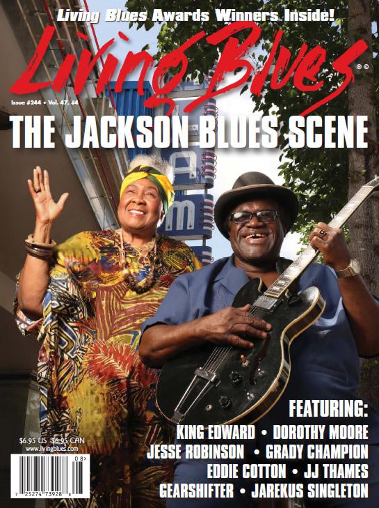 160803 living blues jackson cover