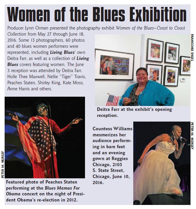 160803 women of the blues deitra